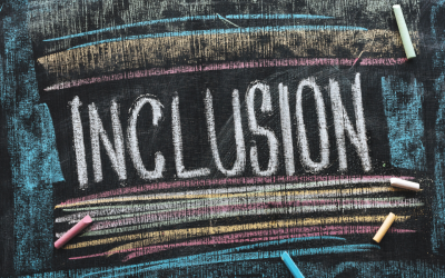 It all starts with inclusion