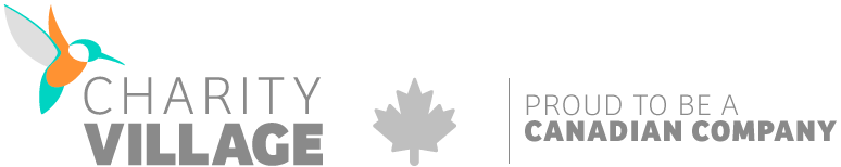 CharityVillage Footer Logo